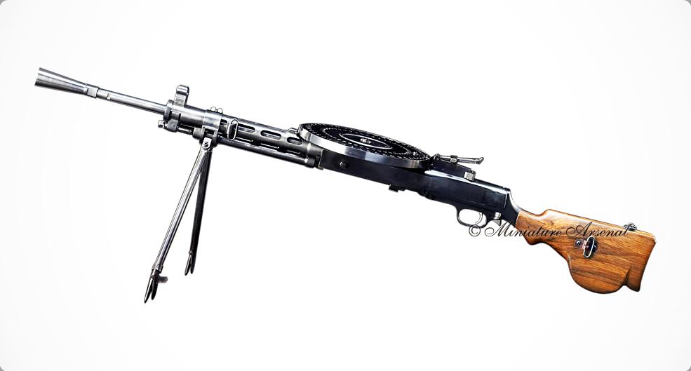 machine gun 27