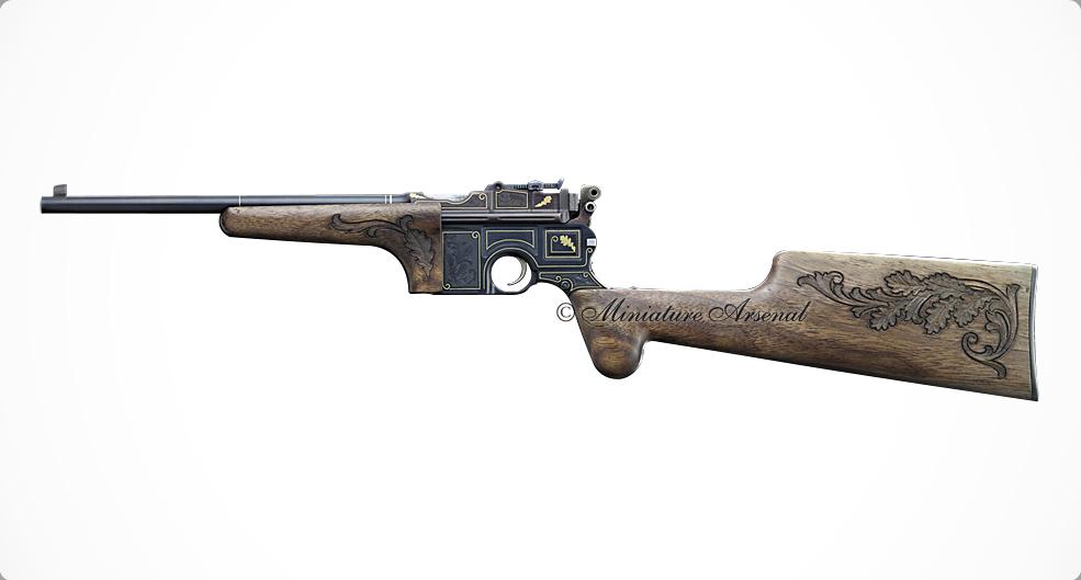 Mauser - 1912 1914